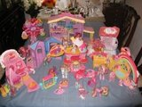 Huge My Little Pony Lot in Quantico, Virginia