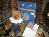 Collectors, 2006 Vermont Teddy bear, new in box in Tacoma, Washington