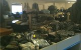 Army Stuff in Fort Polk, Louisiana