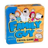 P5301 FAMILY GUY TRIVIA GAME IN METAL BOX in Fort Hood, Texas