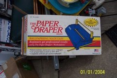 The Paper Draper workstation with Vhs New in box in Westmont, Illinois