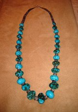 28 in Turquoise Necklace in Ruidoso, New Mexico
