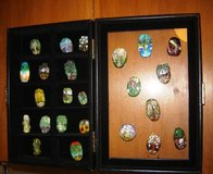 Lampwork Landscape Pendants in Ruidoso, New Mexico
