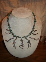 Unique designer SS Necklace in Ruidoso, New Mexico