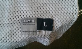 Rival Athletic co White football Practice Jerseys in Chicago, Illinois